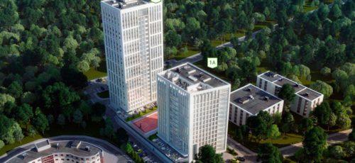 «Жилстройинвест» предложил покупателям новый комплекс с характеристиками бизнес-класса по цене «комфорта»