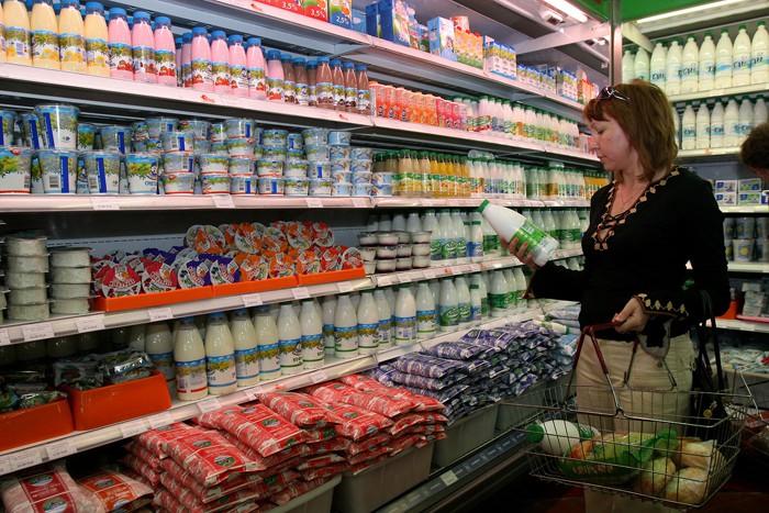 В Белоруссии кконцу зимы зафиксировали дефляцию нанепродовольственные товары