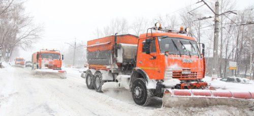 Валерий Трофимов о работе администрации Уфы зимой