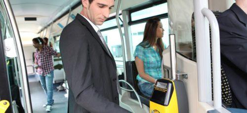 В Уфе введут безналичную оплату проезда в общественном транспорте