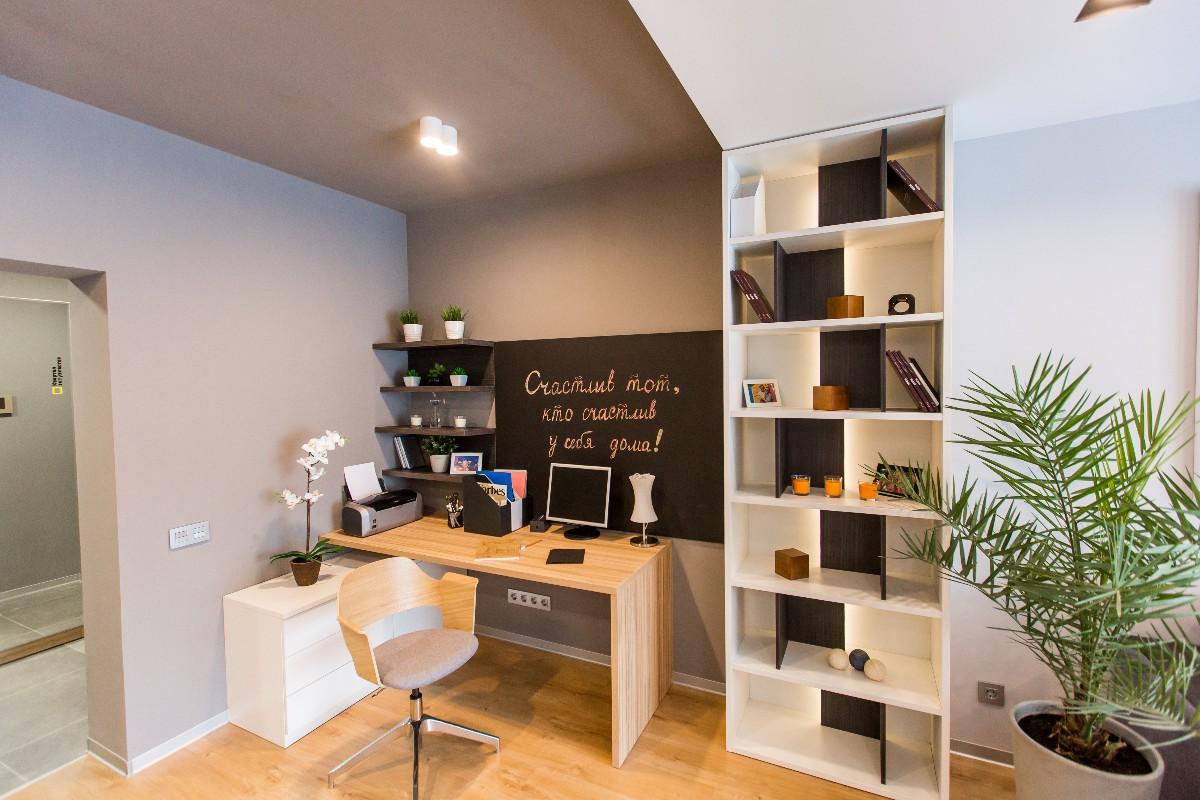 В «Квартале энтузиастов» открылся шоу рум с дизайнерской отделкой и мебелью