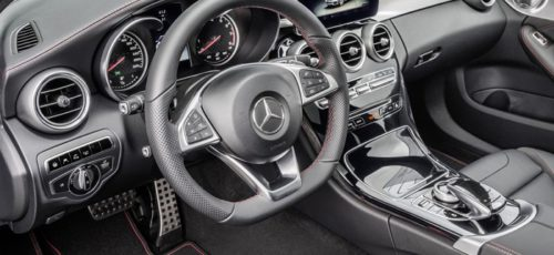 В новом дилерском центре «Мерседес-Бенц» сделали ставку на продажу эксклюзивных автомобилей
