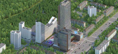 Самое высокое здание в Уфе выдержит землетрясение в пять баллов
