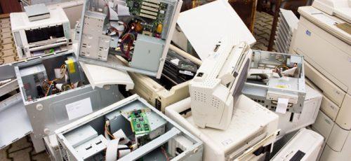 Сбором отходов электронного и электрического оборудования займутся Региональный оператор и муниципалитеты