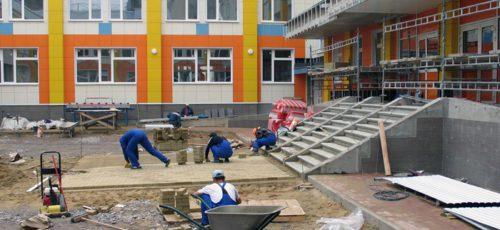 Госзакупки недели: новая школа, мост и набережная Белой