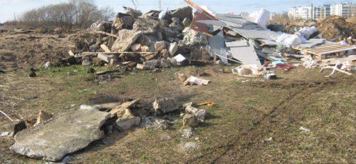 Вокруг Уфы эксперты выявили более 400 незаконных свалок мусора