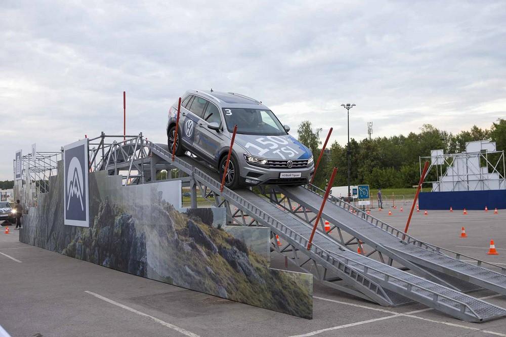 Volkswagen Driving Experience в Уфе состоялся!