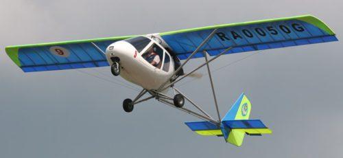 Башкирский сверхлегкий самолет будет помогать оленеводам в тундре