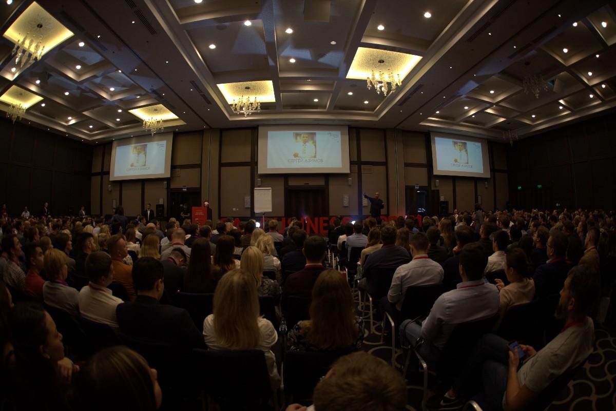 В Уфе состоялся деловой форум для предпринимателей Alfa Business Week «Точки роста вашего бизнеса»