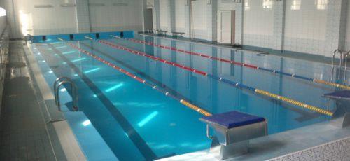 Госзакупки недели: новый бассейн, реконструкция тренировочной базы футбольного клуба и очистные сооружения
