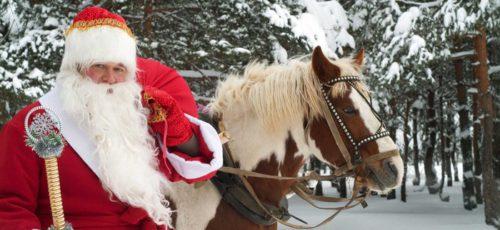 Мешочек холода: в Ханты-Мансийске соберутся все Деды Морозы России
