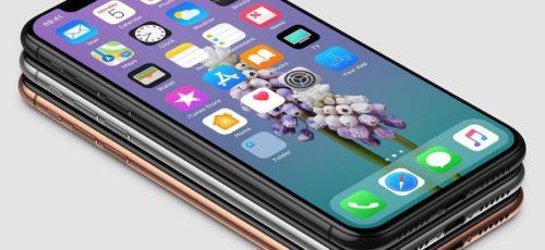 Объем мировых поставок iPhone X ожидается в два раза меньше запланированного