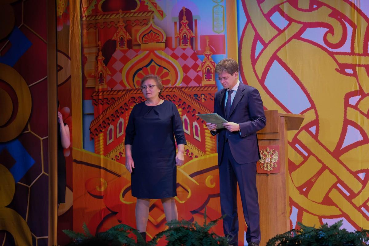 В Уфе прошел очередной Президентский бал