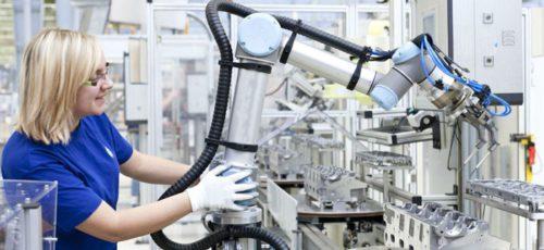 Оцифровка рынка труда: в каких профессиях человека заменит робот?