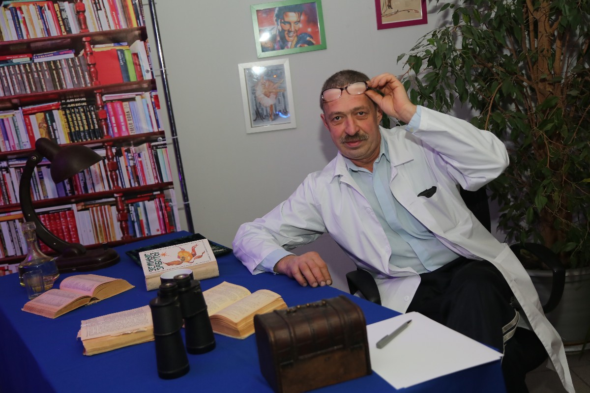 Стиляги, коммуналка и автомобили: «Автоцентр Керг Уфа»  устроил необычный предновогодний квест