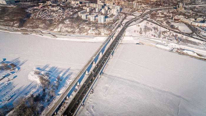 Власти назвали примерную стоимость ремонта бельского моста вУфе
