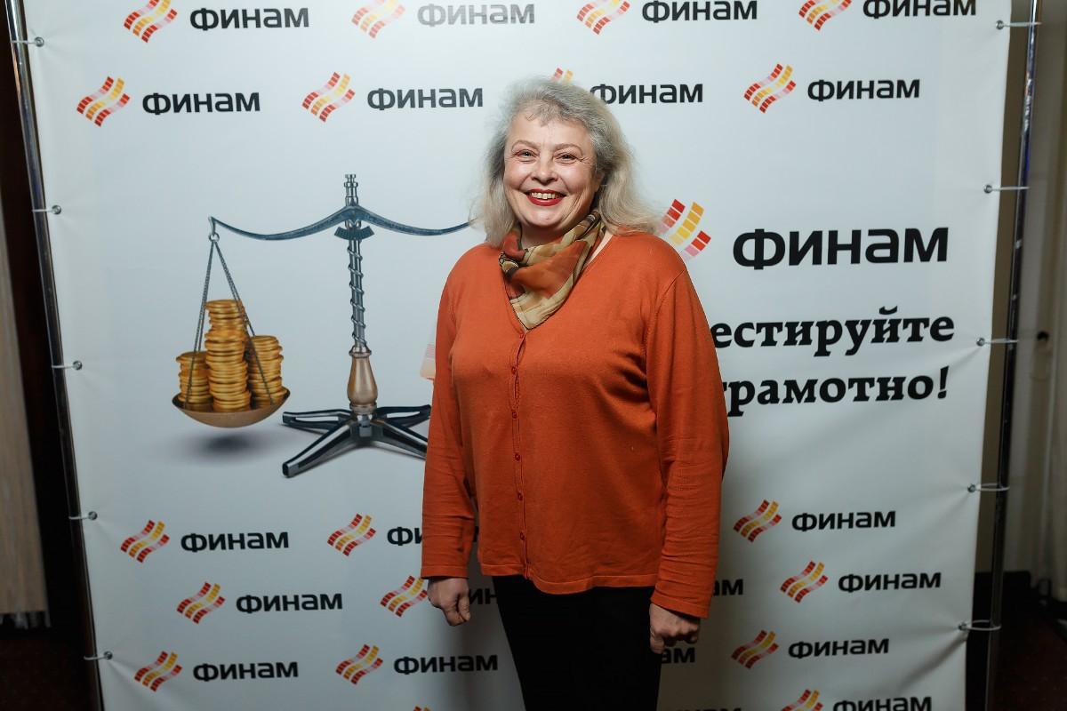 Семинар компании Финам с ведущим инвестиционным аналитиком Василием Олейником