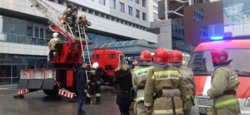 Ялалов пригрозил судом владельцам торговых центров, если на их объектах найдут нарушения пожарной безопасности