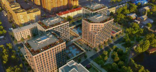 Что собой сегодня представляют новые элитные жилые комплексы Уфы?