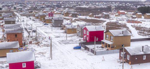 В прошлом году в «Финском поселке» в Осоргино продали в семь раз больше коттеджей, чем в среднем по республике