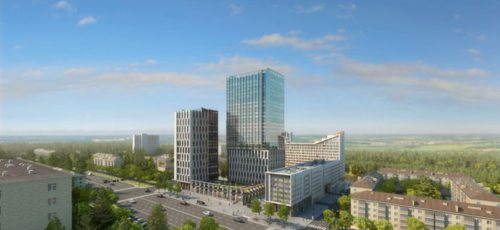 Жилой комплекс «Идель» сдадут в эксплуатацию в конце 2018, на год раньше заявленного срока