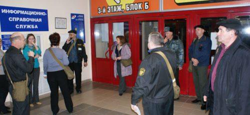 Прокуратура требует закрыть часть торгового комплекса «Сипайловский»
