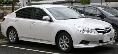 30 мая в Уфе стартуют продажи нового Subaru Legacy
