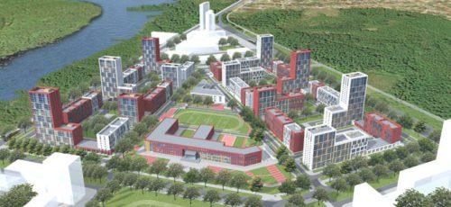 С начала года в Уфе ввели в эксплуатацию 20% жилья от планируемого