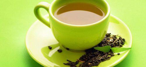 Зеленый чай помогает вылечить атеросклероз