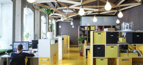 Новые планировки офисных пространств. Какие варианты преобладают в Уфе?