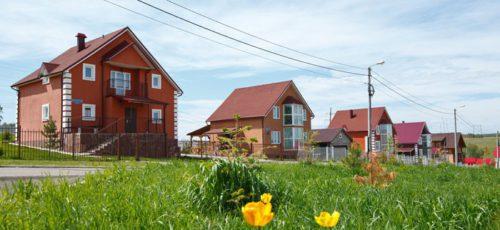 Хочу жить за городом, в доме с панорамными окнами и камином в гостиной