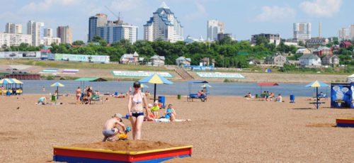 Ялалов назвал подготовку к пляжному сезону в Уфе показухой