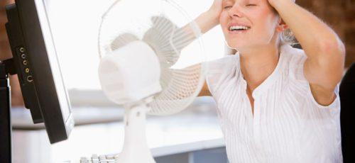 Способы борьбы с жарой