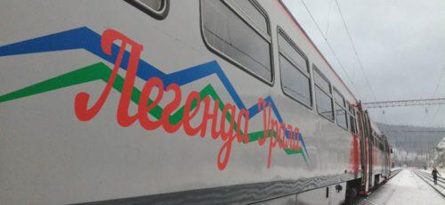 Скоростной поезд «Легенда Урала» предлагают сделать круглогодичным