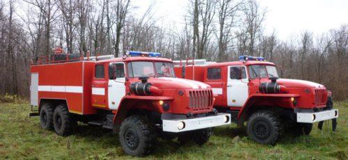Правительство Башкирии обязали выделить 60 млн рублей на покупку спецтехники для тушения лесных пожаров
