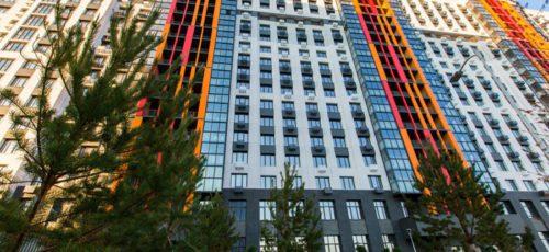 Компания «Талан» в Уфе сдала 18-этажный дом в современном «Квартале Энтузиастов»