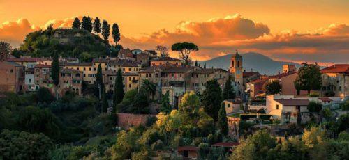 Новый взгляд на Италию с Айной Федоровой