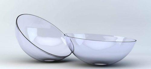 Около десяти тонн контактных линз за год смыли в канализацию миллионы американцев с нарушением зрения
