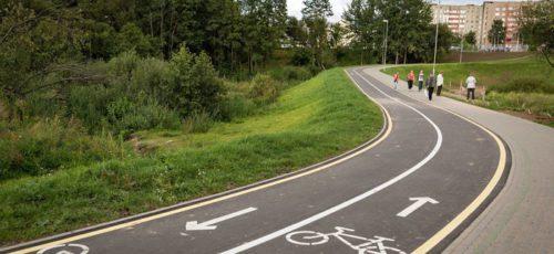 Уфа просит у Башкирии несколько сотен миллионов на велодорожки. В городском бюджете средств не хватает