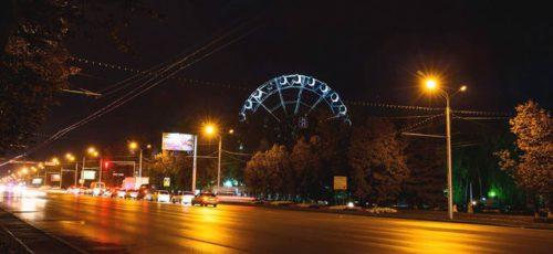 Уфа экономит около 40% с каждой опоры освещения, которую производят в городе