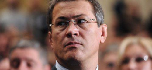 Хабиров одобрил рекордно дефицитный бюджет Башкирии на 2019 год