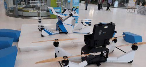 Полиция Объединенных Арабских Эмиратов пересядет на летающие мотоциклы Hoverbike S3 российского производства