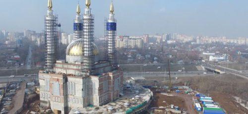 Генподрядчик строительства мечети «Ар-Рахим» передаст права на объект другой организации