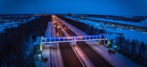 В конце следующего года дорога «Уфа-Аэропорт» станет федеральной