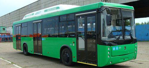 Башкирия потратит 400 млн рублей на покупку 250 новых «НефАЗов». 100 автобусов, заказанных в прошлом году, будут ехать в республику до апреля