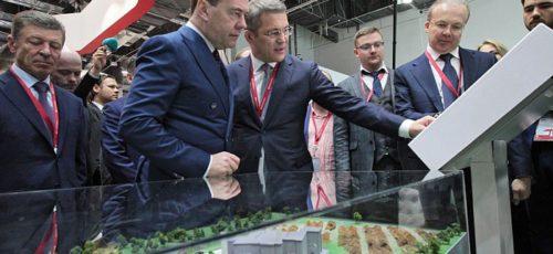 Радий Хабиров вернется из Сочи с подписанными инвестиционными соглашениями на 35 млрд рублей