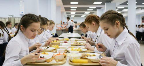 Чтобы привлечь бизнес к организации питания в школах, Радий Хабиров предложил увеличивать сроки контрактов