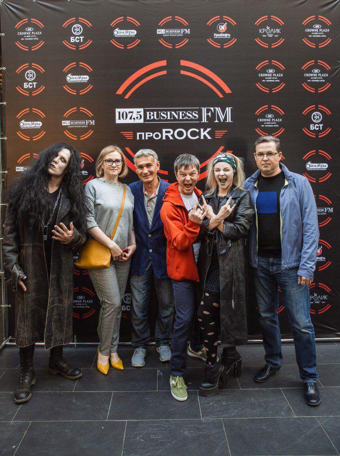Свыше 1000 гостей собрал BUSINESS FM проROCK. Как это было и что пропустили те, кто этого не увидел?