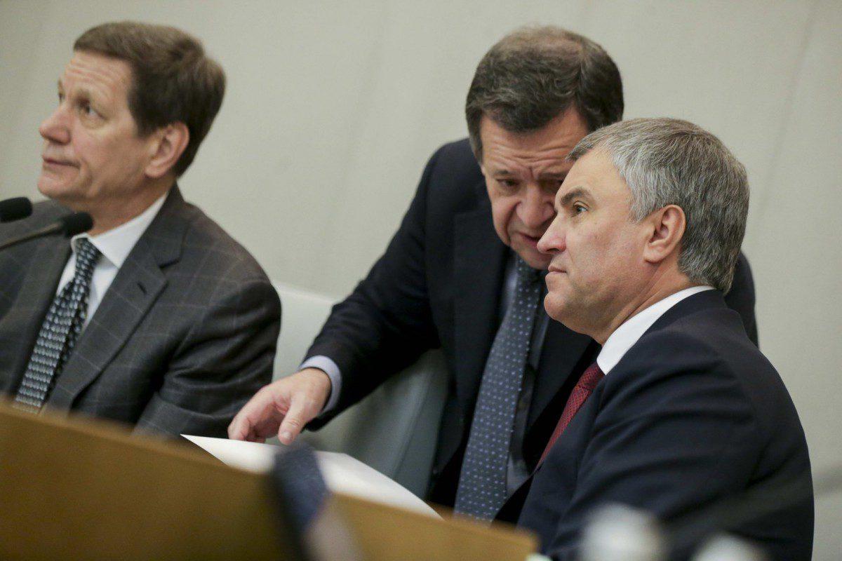 Спикер Госдумы поручил проработать законопроект о детском питании