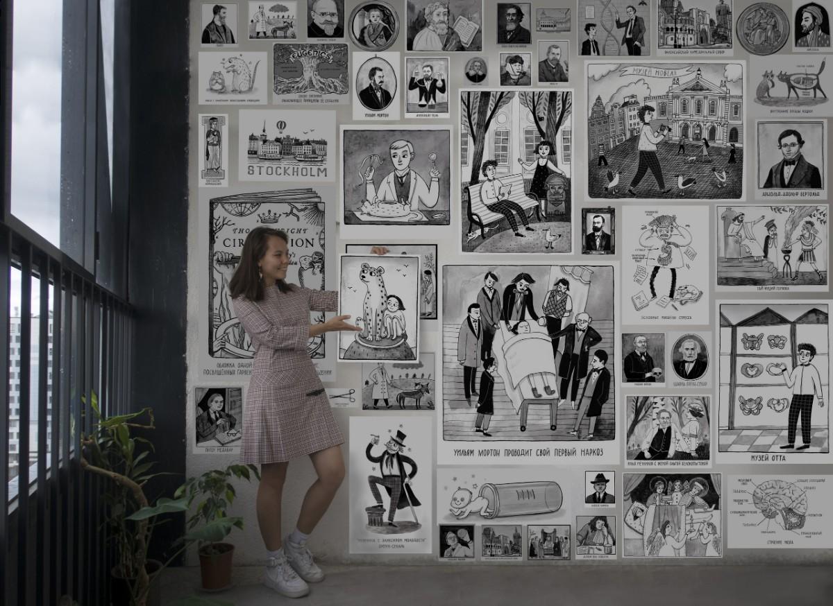 100 рублей за рисунок или как стать иллюстратором
